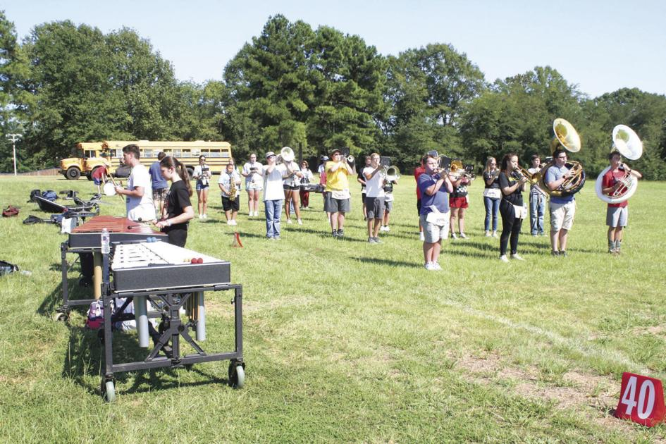 Union County band under new leadership this year