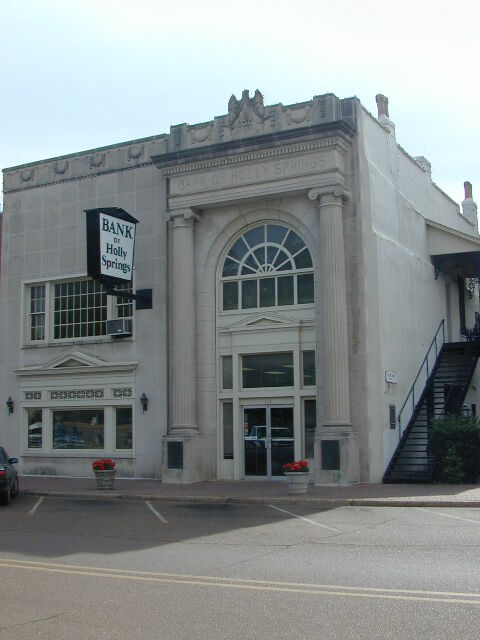 Bank of Holly Springs