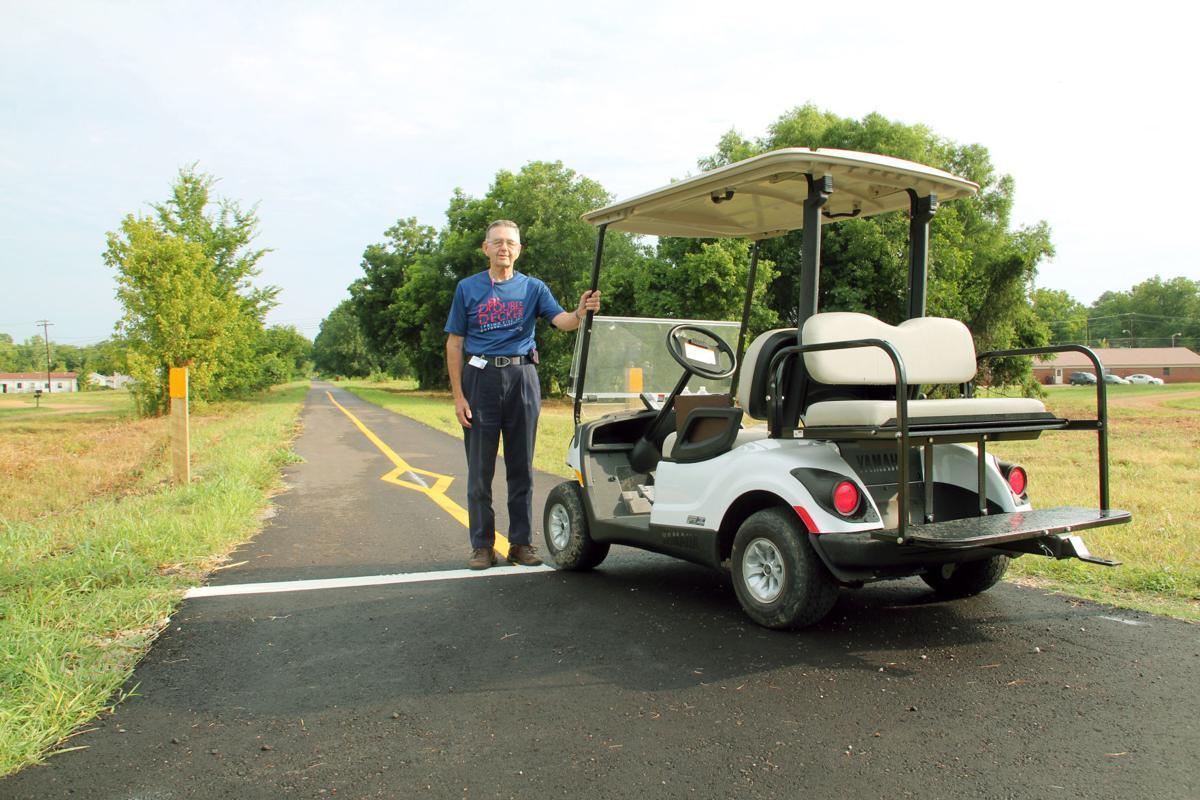 Tanglefoot Trail opens Sunday