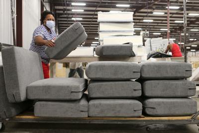 Foam shortage -furniture