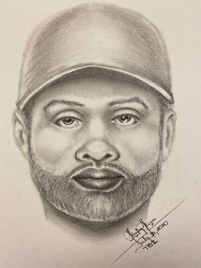 Oxford police release sketch of person of interest in sexual assault