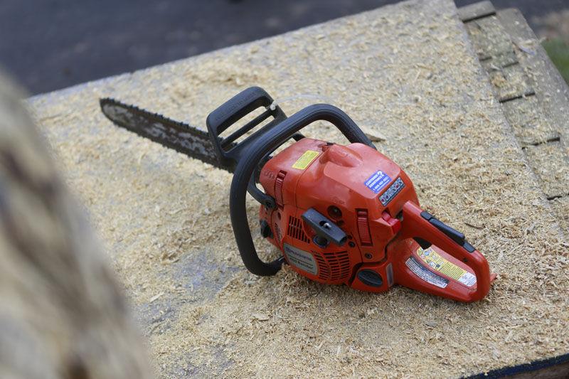 In Focus: Chainsaw artwork
