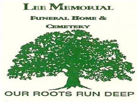 LEE MEMORIAL FUNERAL HOME