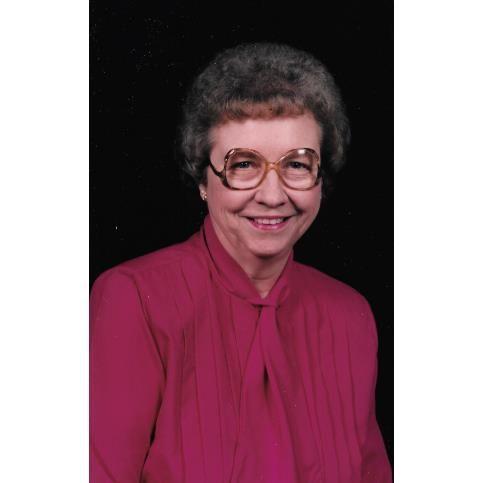 Melba Ruth Purdon  Lewis