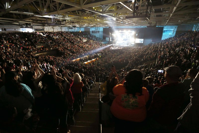Winter Jam Christian Music Festival Sells Out At Bancorpsouth Arena