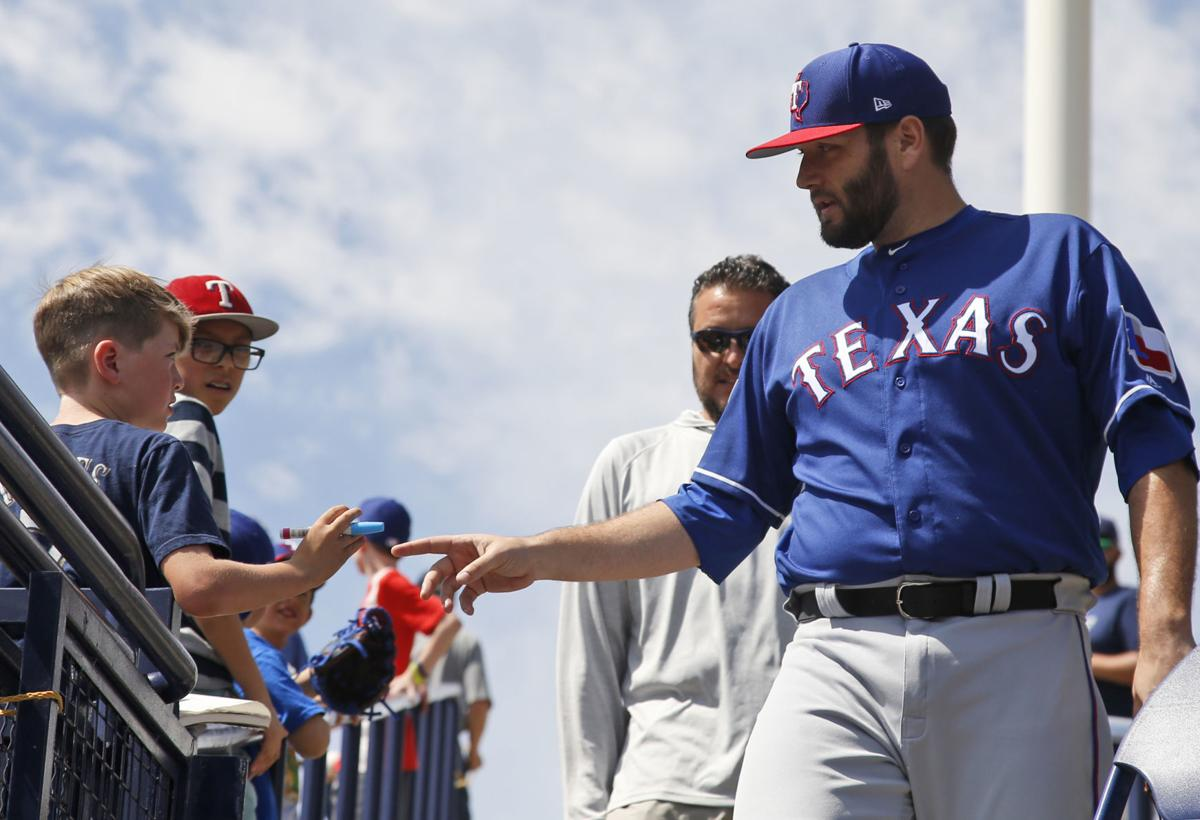 Lynn Intrigued by possibilities in Texas   Sports   djournal com
