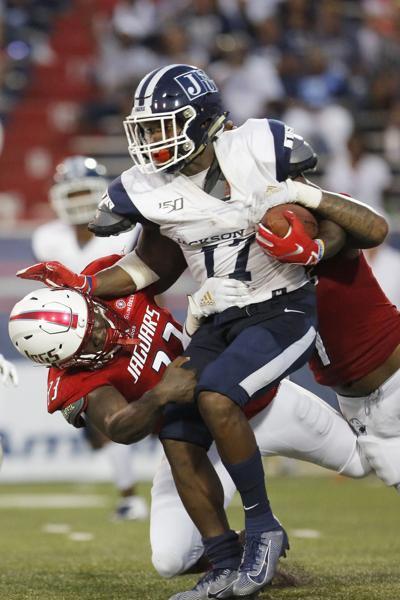 Jackson St South Alabama Football