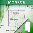 Monroe County deputy shot following traffic stop