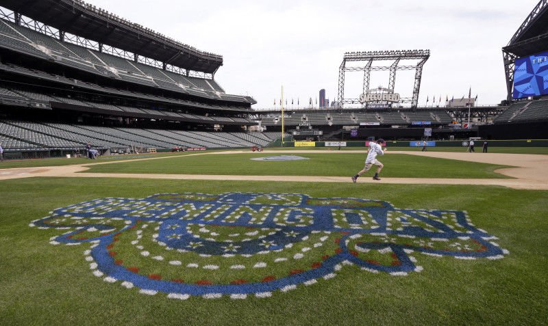 Opening day: Only April, yet dreams of October dominate