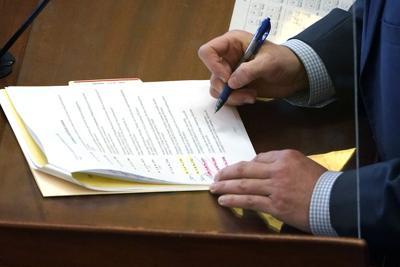 Mississippi Legislature file