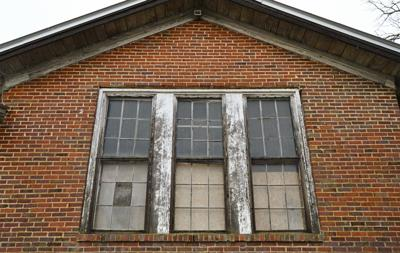 Banner Schoolhouse Windows
