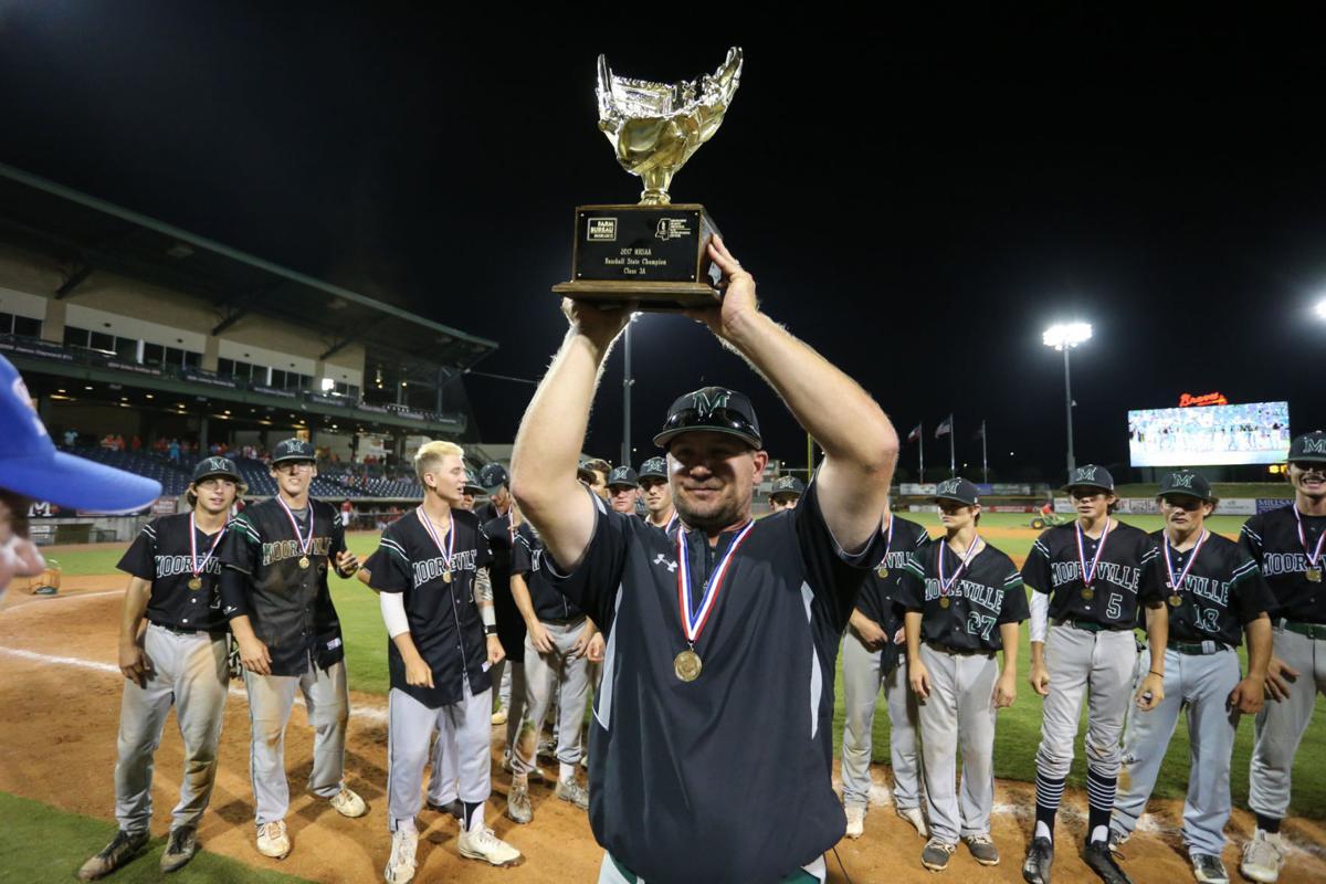 Mooreville hoists trophy