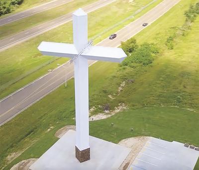 cross in Batesville