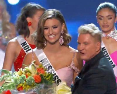 McCollum selected as third runner-up in Miss Teen USA | News