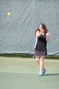 Amory tennis team qualifies for playoffs
