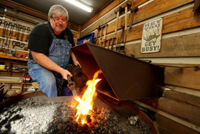 """Crew to be featured on History Channel's """"Forged in Fire"""" tonight"""