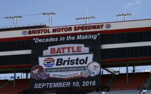Volunteers, Hokies to meet at Bristol Speedway