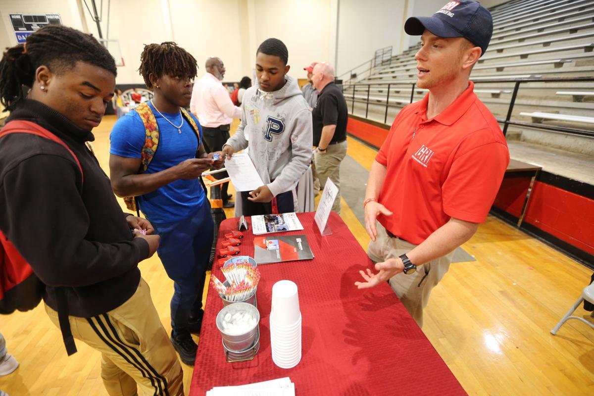 Shannon career fair prepares high school students for summer jobs
