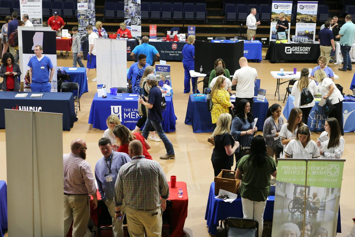 NEMCC hosts large-scale student and community job fair | News