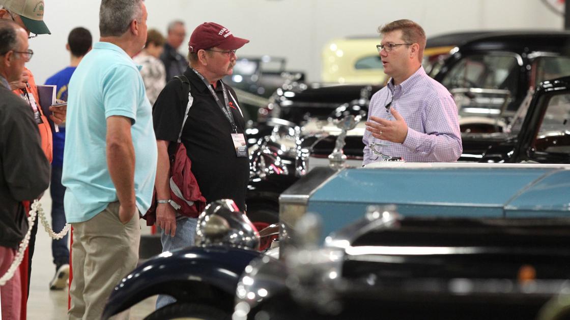 Live Thread Tupelo Auto Museum Auction News Djournal Com