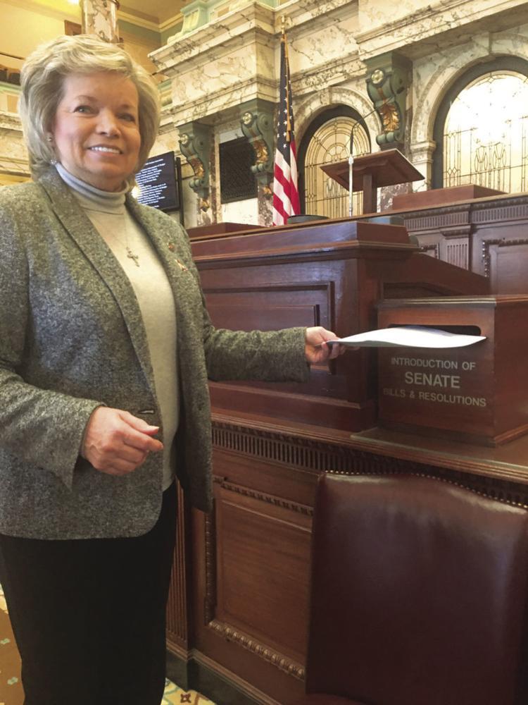 Sen. Kathy Chism