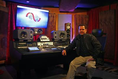Local audio engineer breaking into film industry