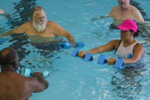 Tupelo Aquatic Center starts swimming exercise program for ...