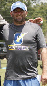 Jonathan Branch resigns as Oxford's soccer coach