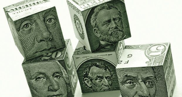 Dollar blocks