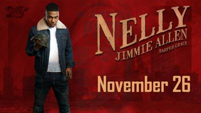 Nelly coming to Tupelo