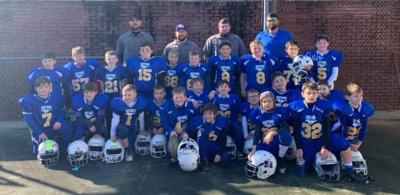 Mantachie Mighty Mite Mustangs
