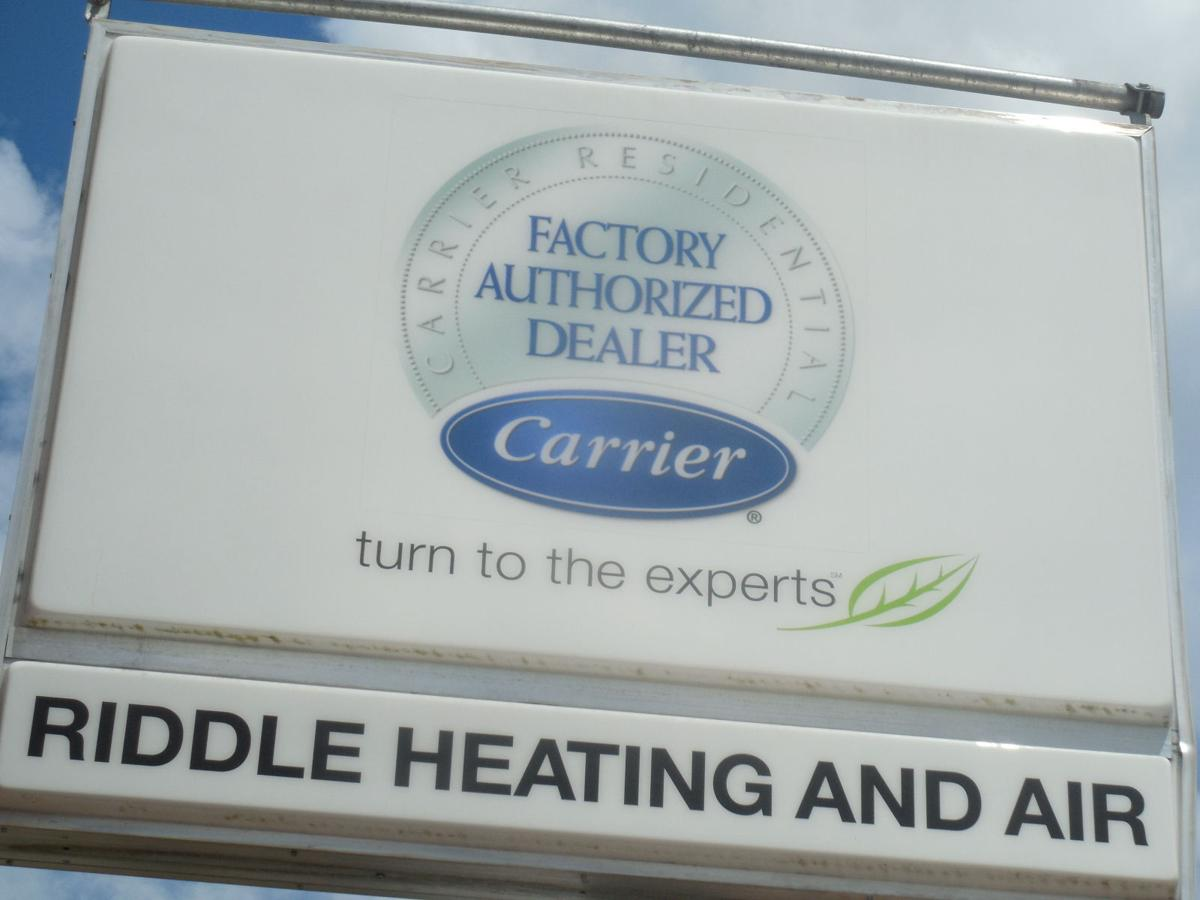 Riddle Heating and Air 2