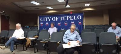 Tupelo teleconference meeting