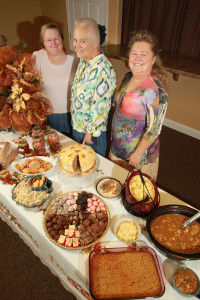 Cedar Grove Pentecostals hope to make fall bazaar/bake sale annual event