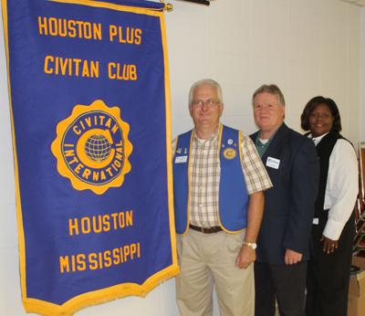 Civitans install new officers