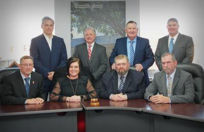 Itawamba County's new board of supervisors