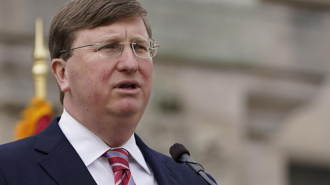 Mississippi Gov. Tate Reeves to end pandemic-linked unemployment payments