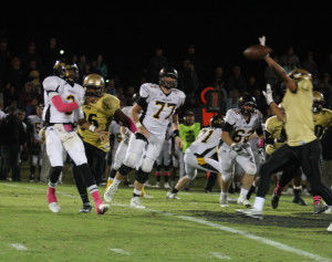 Panthers stun Indians in double overtime division opener
