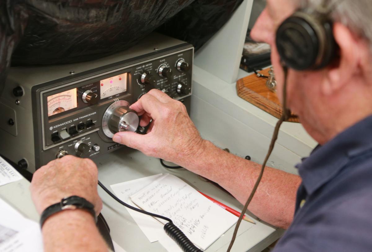 Local HAM operators monitor Hurricane Dorian   News