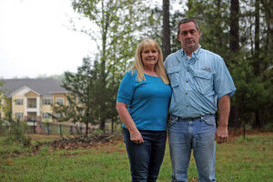 Comers hoping for positive resolution with land deal