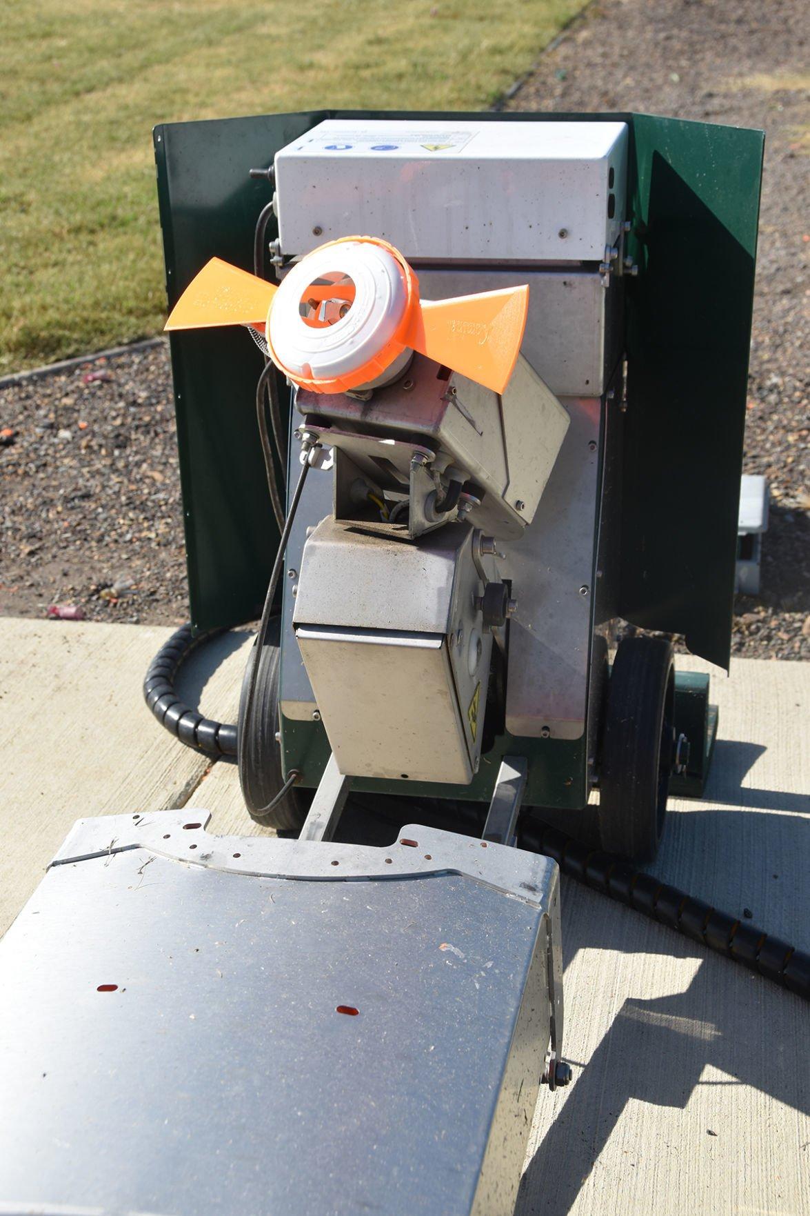 helice machine