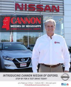 Cannon Takes Next Step With Purchase Of Chandler Nissan