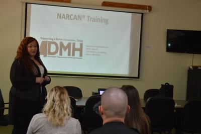 Local Law Enforcement Learn How To Stop Opioid Overdoses Oxford