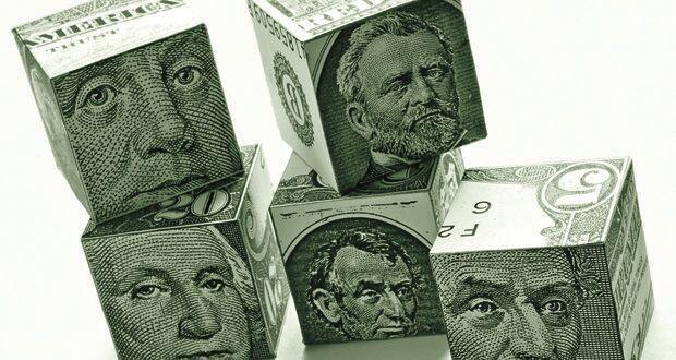 Dollar blocks
