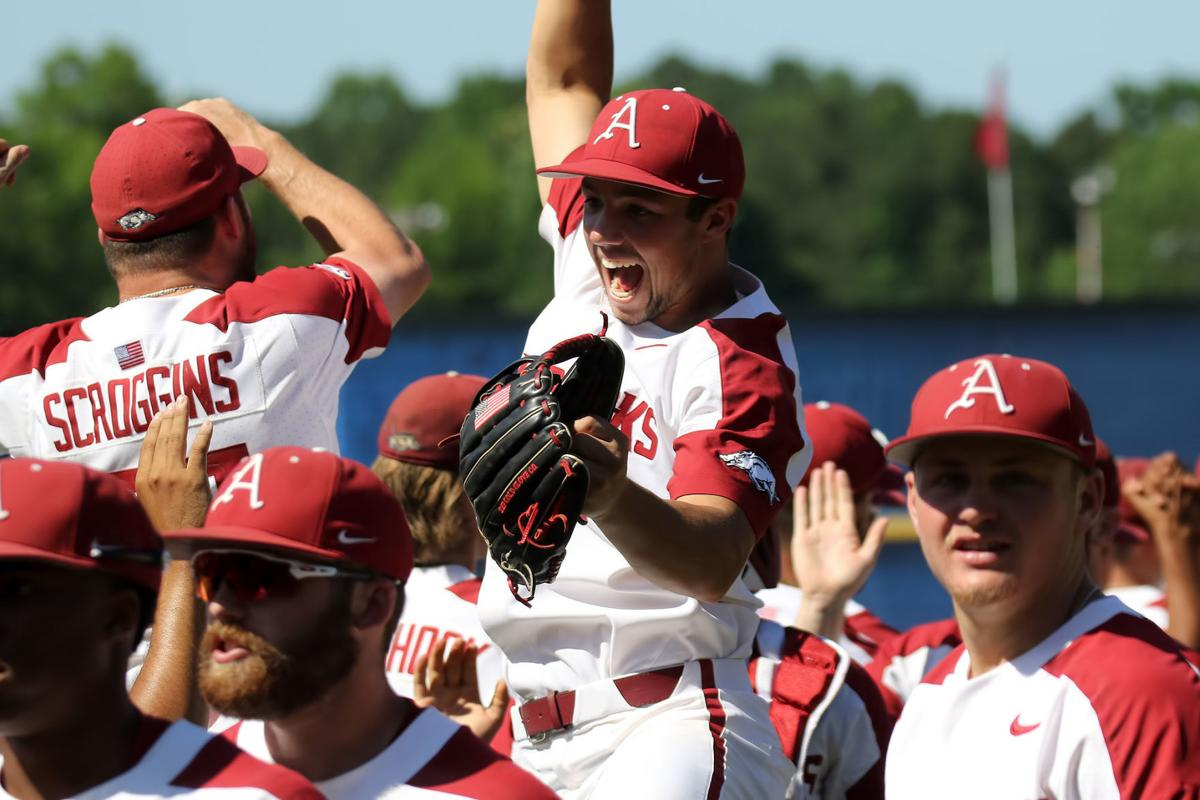 Rebels can't solve Razorbacks' pitching, fall 5-3   Sports
