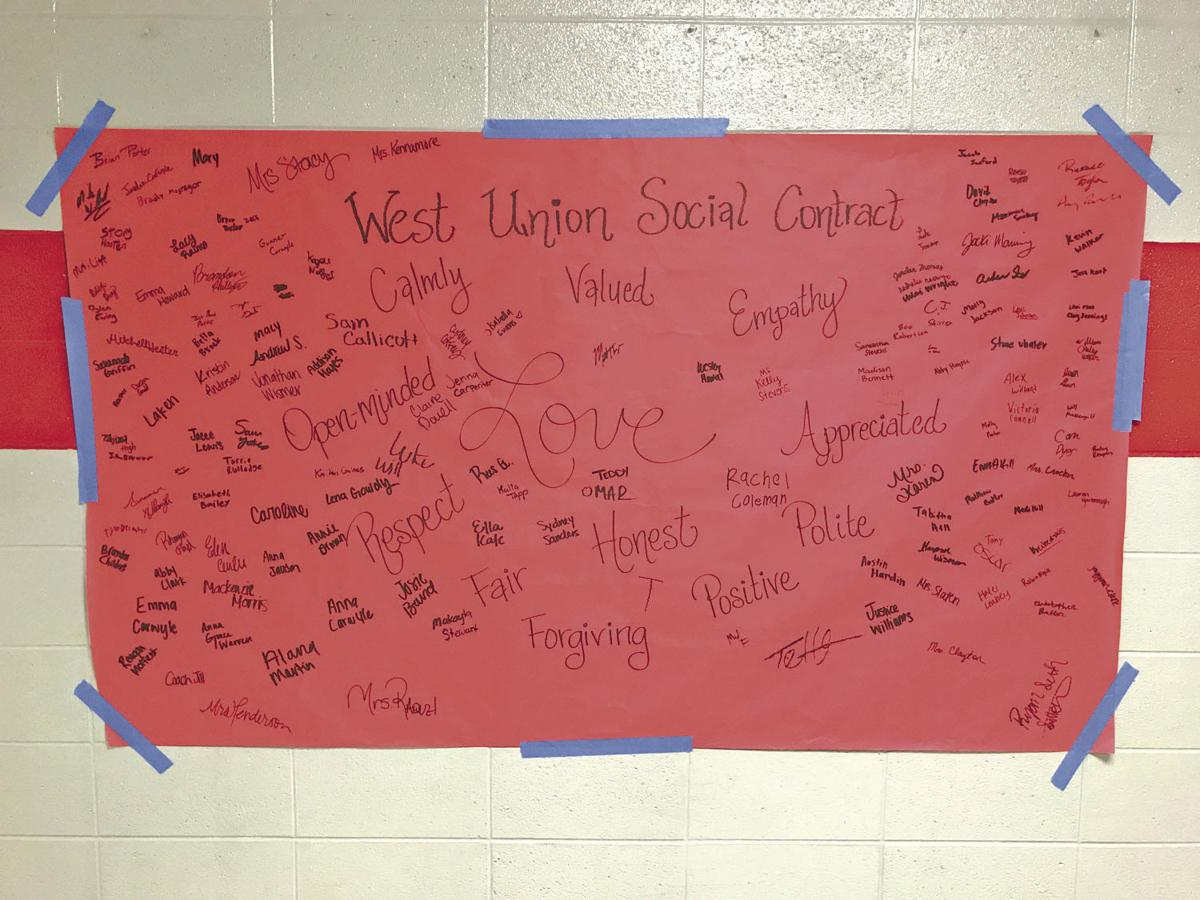 West Union social contract