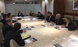 County representatives make DC delegation trip