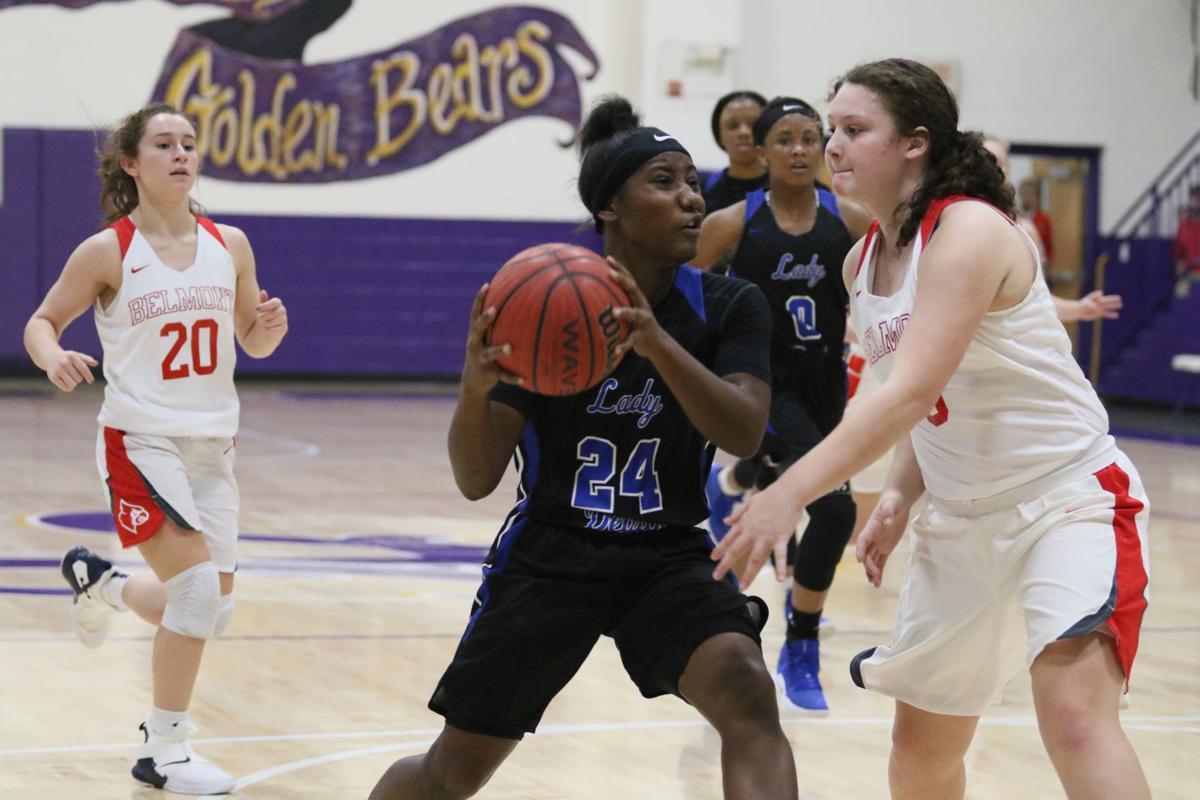 Holiday lull bites Lady Blue Devils versus Belmont   Sports