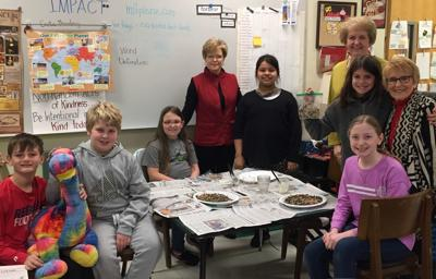 New Albany Garden Club at NAES