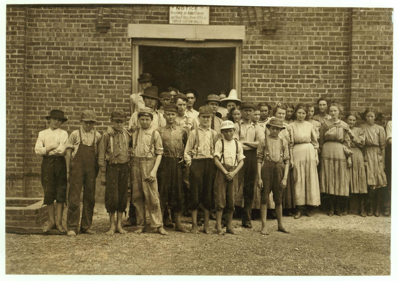 Cotton mills 2